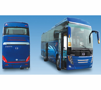 DONGFENG BUS 3
